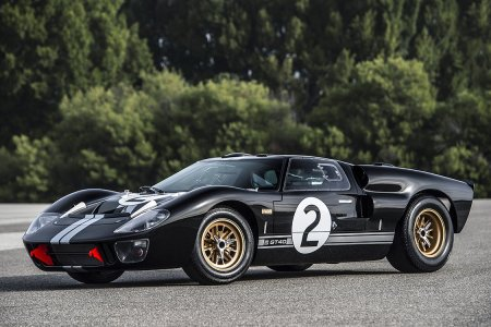 This GT40 Replica Is the Most Fun You Can Have With Pants On