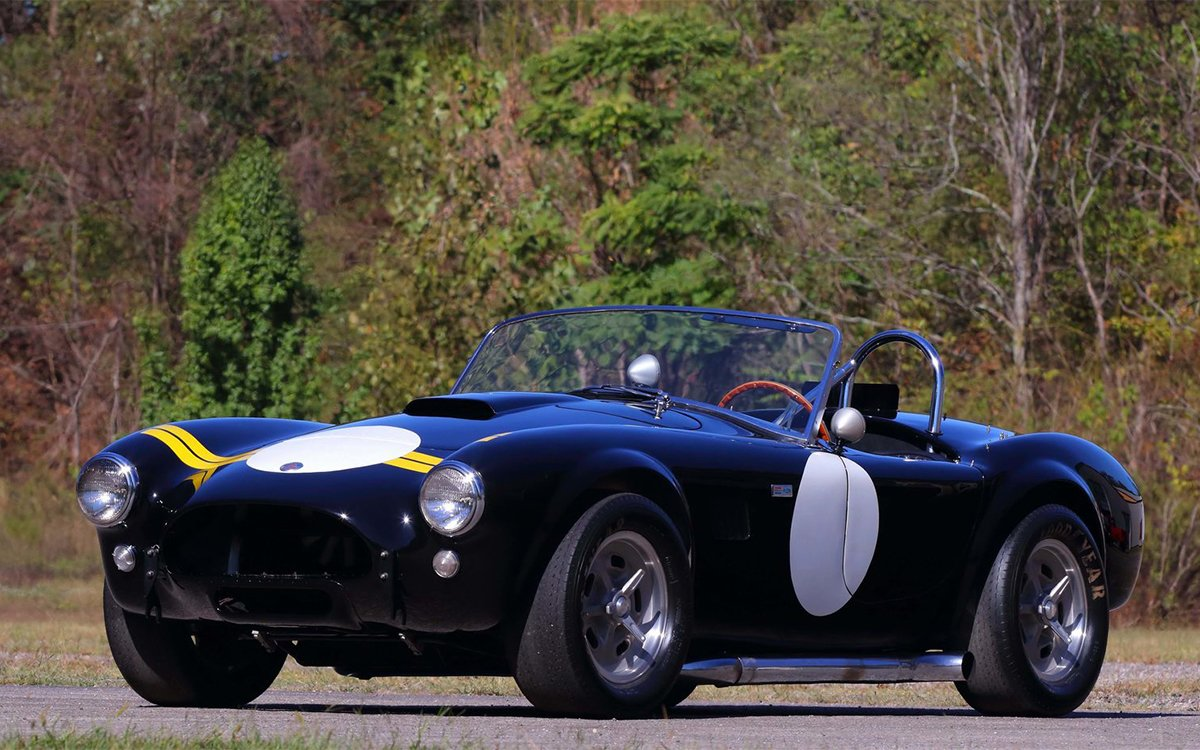 The Origin Story Behind This $1.3M Custom Cobra Is Shakepearean AF