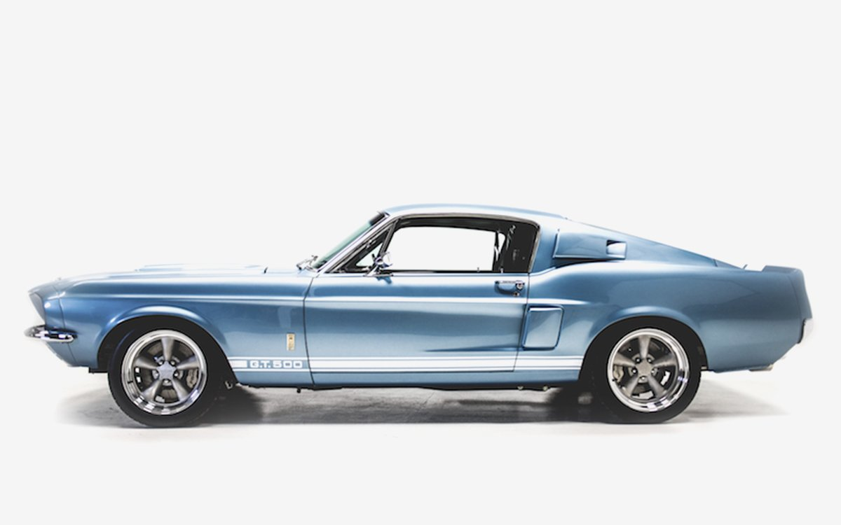 Don't Tell Anyone This '67 Shelby Isn't Authentic. They Won't Notice.
