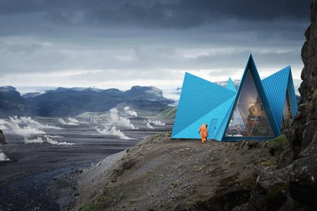 Iceland Is Hoping to Build Its Own Great Pyramids