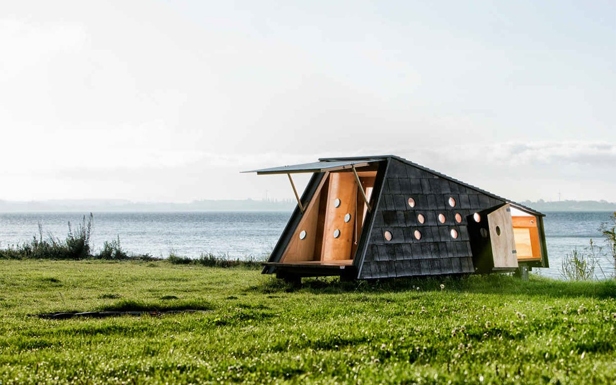 You Can Rent This Cabin for Under Five Dollars a Night
