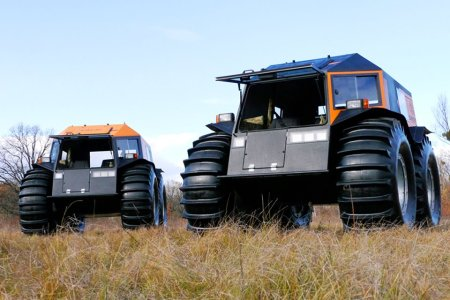 They Look Like Life-Sized Tonka Trucks, and You Can Buy One