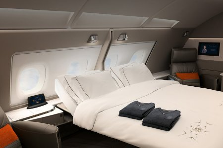 If Your Hotel Is on the Ground, You're Not Flying Singapore Airlines