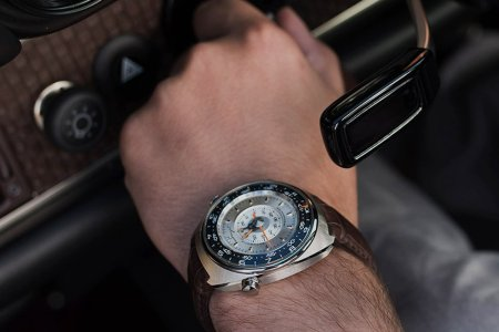 When a Rockstar Porsche Designer Makes a Watch, You Stop and Listen