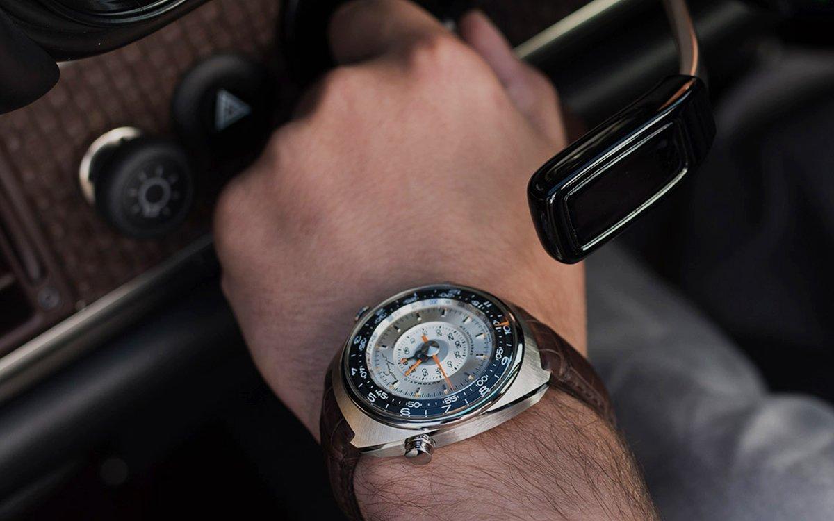 When a Rockstar Porsche Designer Makes a Watch, You Stop and Listen