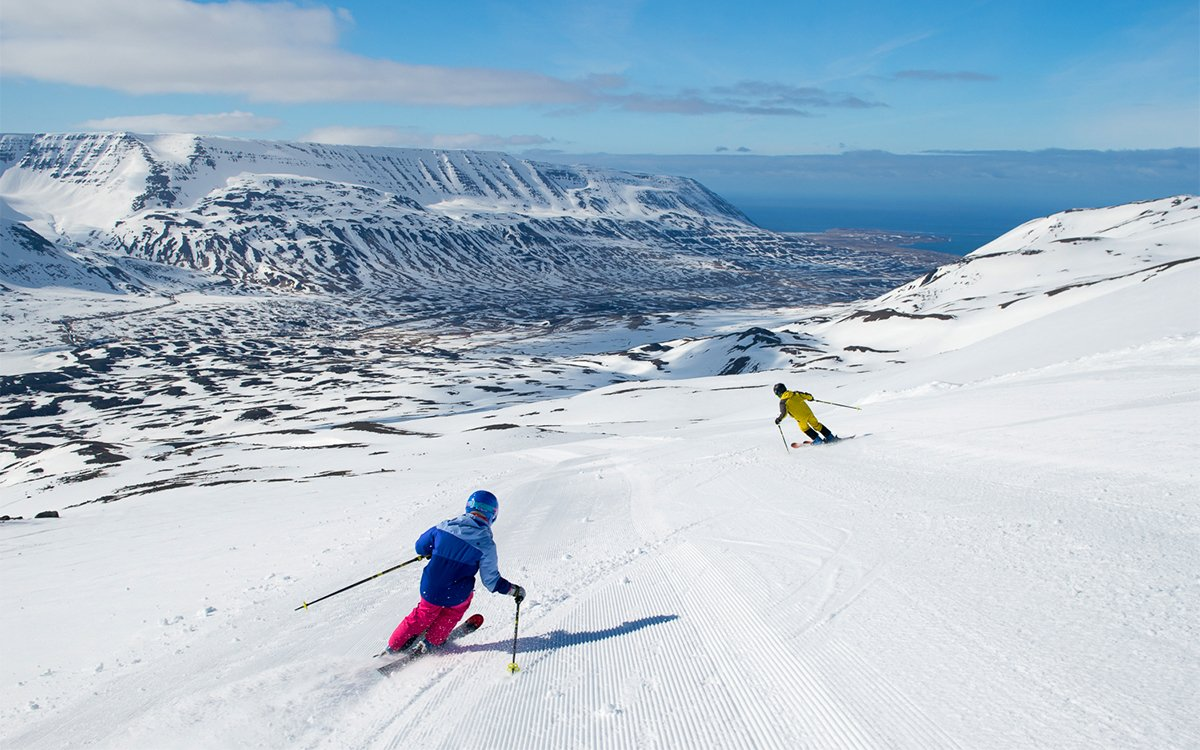 Want to Cross Iceland and Heli-Skiing Off Your Bucket List in One Fell Swoop?