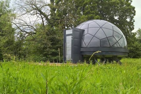 What's Not to Like About a Cheap, Portable 'Smartdome'?