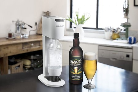 SodaStream Is Finally Conquering the Final Frontier: Beer