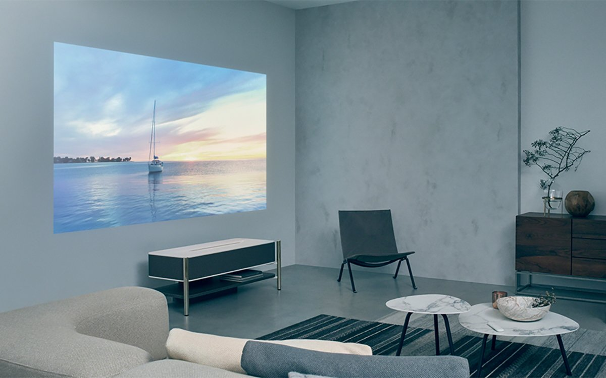 Sony's New 4K Projector Looks Like a $30k Coffee Table