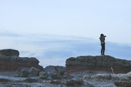 There Is No Place Like a Sunrise in Badlands National Park