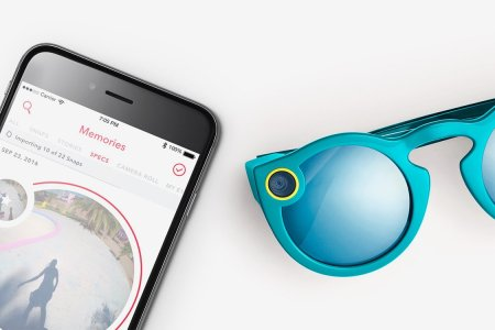 Snapchat's Sunglasses Are Basically GoPros That Work for 10 Seconds