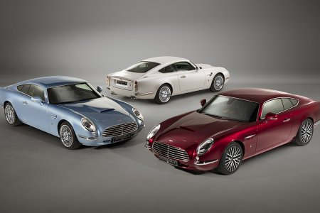 David Brown Makes the Most Coveted Sports Cars You've Never Heard Of