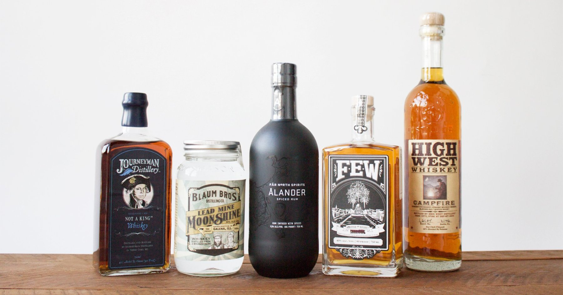 These Are the Five Essential Bottles of Booze for Fall