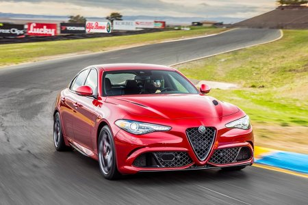 The Alfa Romeo Quadrifoglio Is a Sports Sedan With a Singular Purpose: Fun