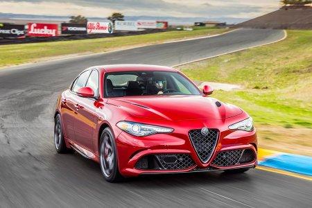 The Alfa Romeo Quadrifoglio Is a Sports Sedan With a Singular Purpose: Fun