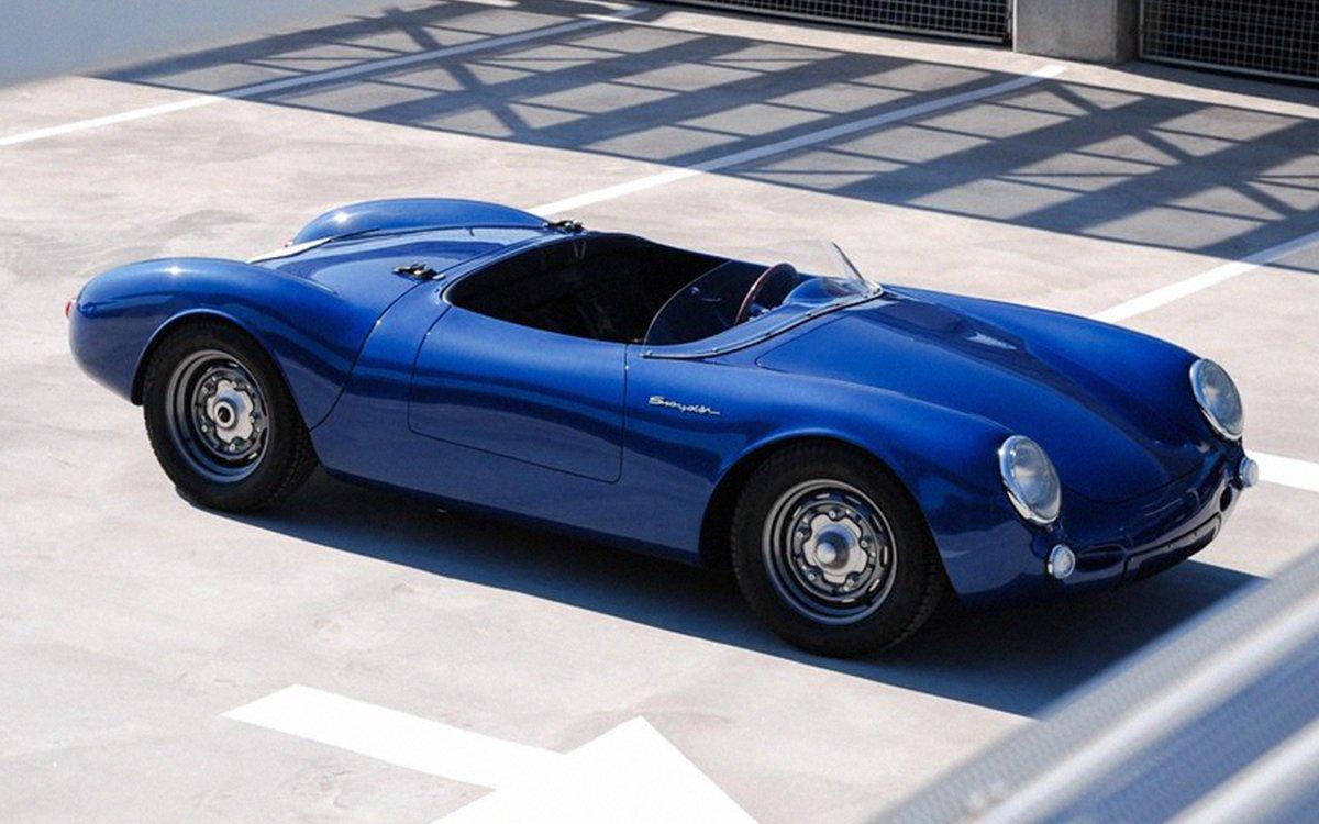 James Dean Porsche >> Replicas Of Porsche 550 Spyders By Seduction Motorsports