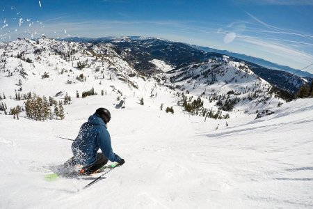Welcome to California, Now Home to Eternal Ski Season