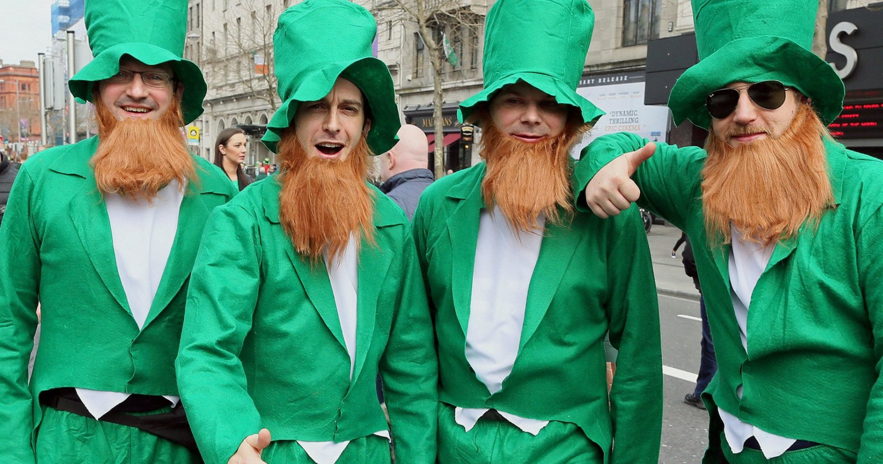 Unsolicited Advice for the Young Men of Chicago on St. Patrick's Day