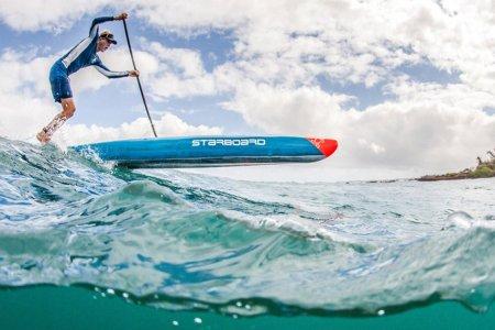 The Ferrari of Paddleboards Leaves Everyone in Its Wake