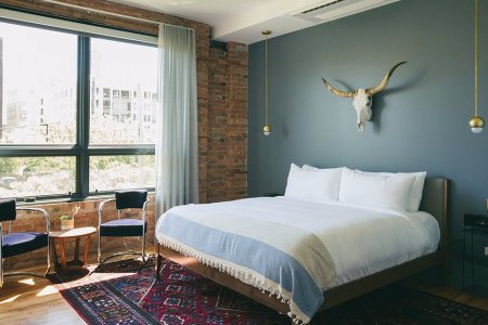 7 New Chicago Hotels Worth Sticking Around for Over the Long Weekend