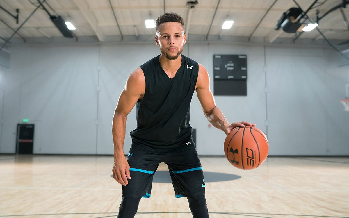 Steph Curry Will Fix Your Jump Shot Now