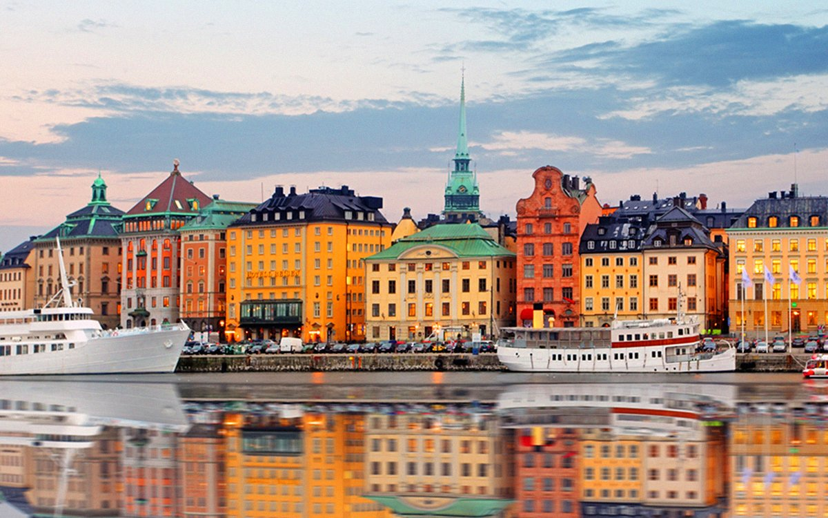 At $300 Roundtrip, You Can't Afford NOT to Go to Barcelona or Stockholm
