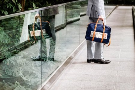 The Ultimate Briefcase for the Man on the Go