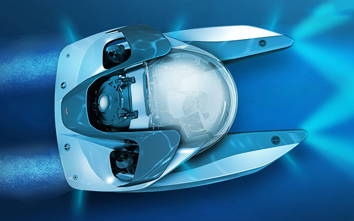 Aston Martin's First Submarine Could Be Ready by the End of 2018