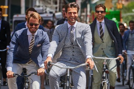 Your Number-One Resource for Stylish, Affordable Suits Just Opened