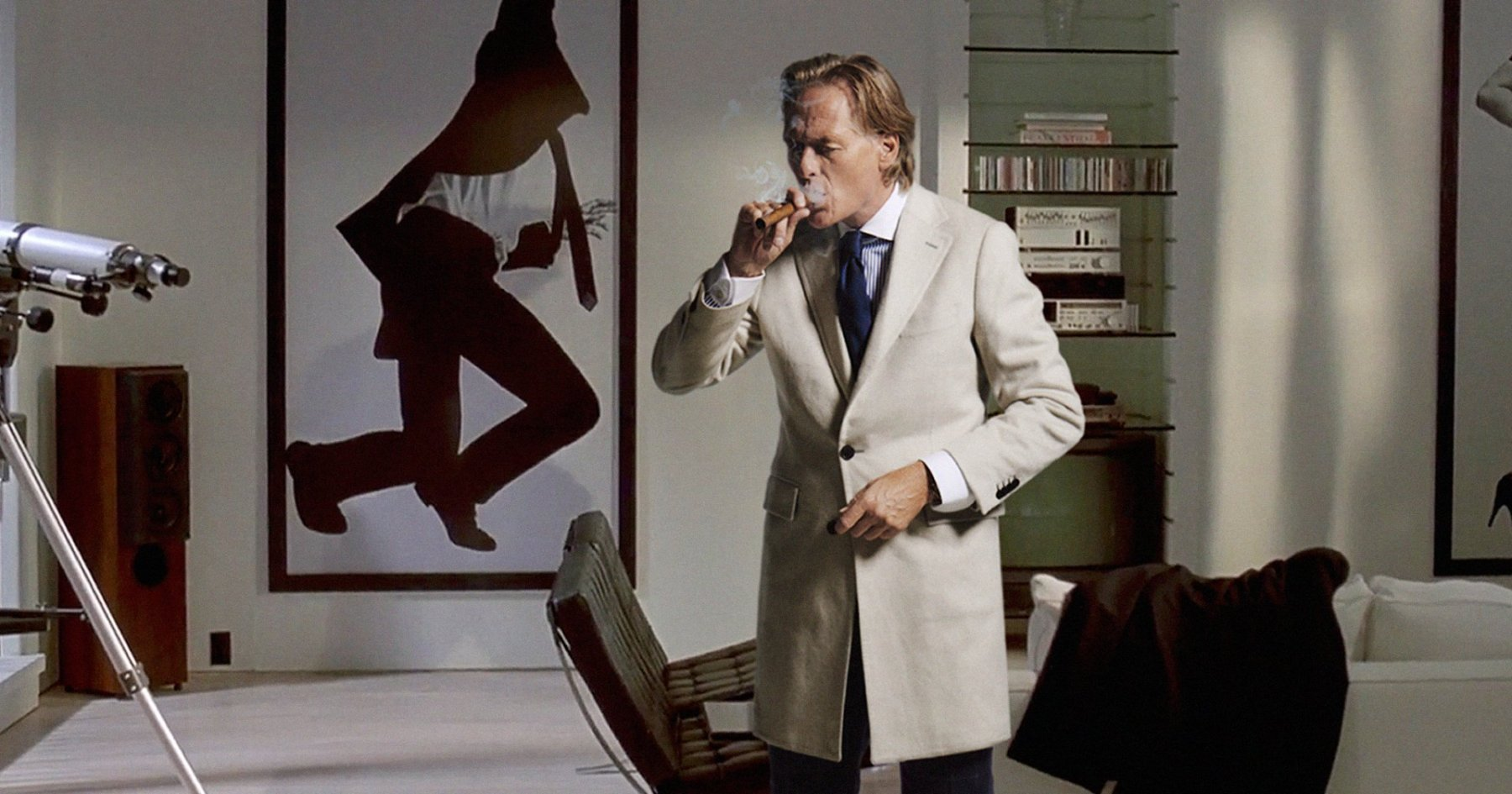 Suitsupply Wants You to Dress Like Gordon Gekko and Pat Bateman