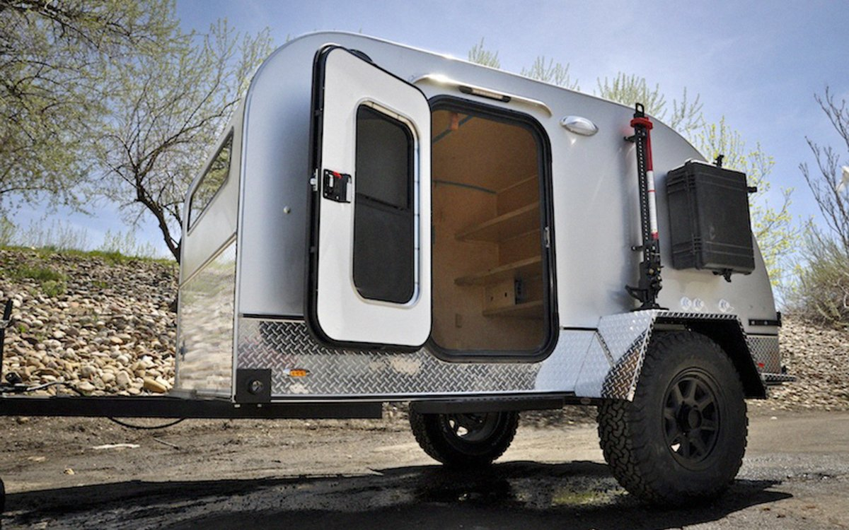 This Sh*t Is Built for Off-Road Living
