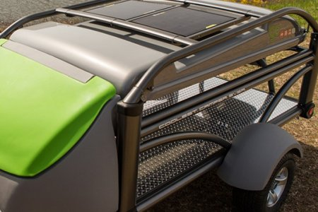 Solar-Power Kit Can Charge Your Campsite, Probably a Small Village