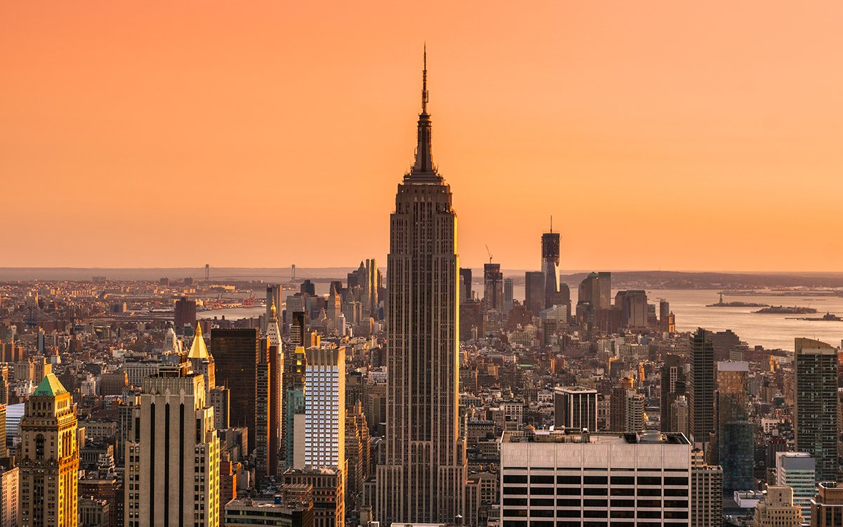 You Can Now Greet the Dawn From the Top of the Empire State Building