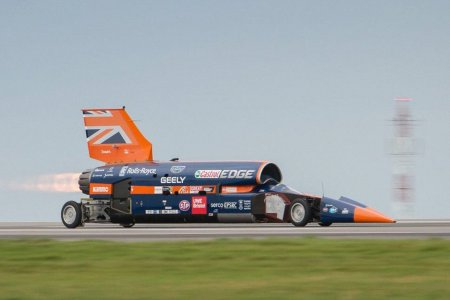 The Bloodhound SSC Still Wants to Surpass the 1,000-MPH Mark