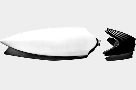 This Surfboard Belongs in a Modern Art Museum