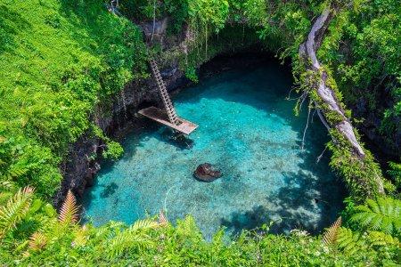 The Eight Best Swimming Holes Around the Globe