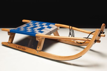 This Swiss Sled Is How Playground Legends Are Made