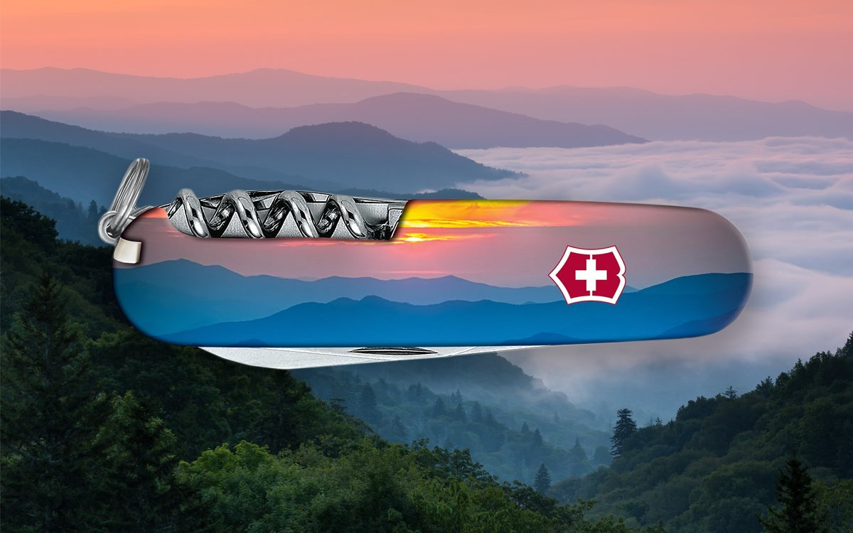 Buy a Swiss Army Knife, Save a National Park