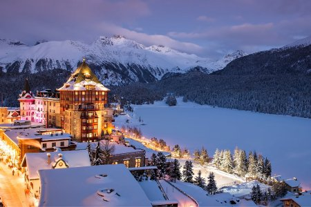 Four Over-the-Top Places to Stay in Switzerland