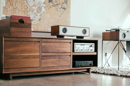 When Your Stereo Is This Pretty, Who Cares What It's Playing?
