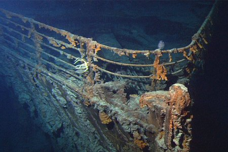 Dives to the Titanic — Possibly the Last — Are Back on the Calendar for 2019
