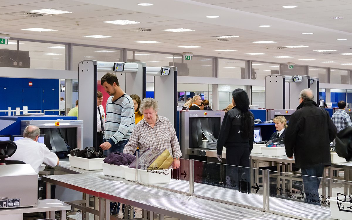 The TSA's New Electronics Rule Is Why You Finally Sign Up for PreCheck