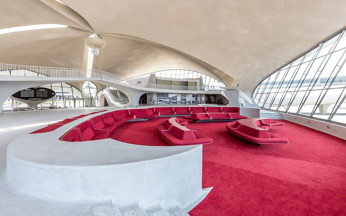 Long Live JFK's TWA Flight Center, Soon to Be a World-Class Hotel