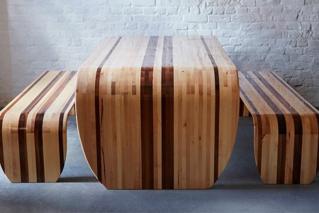 What Do You Get When You Cross a Surfboard With a Dinner Table?