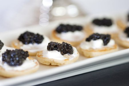 $3.50 Sliders With an Ocean Breeze —Plus Caviar and Camper Drinks