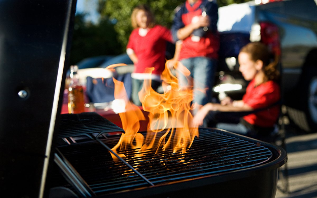Short Order: Everything You Need at Your Next Tailgate