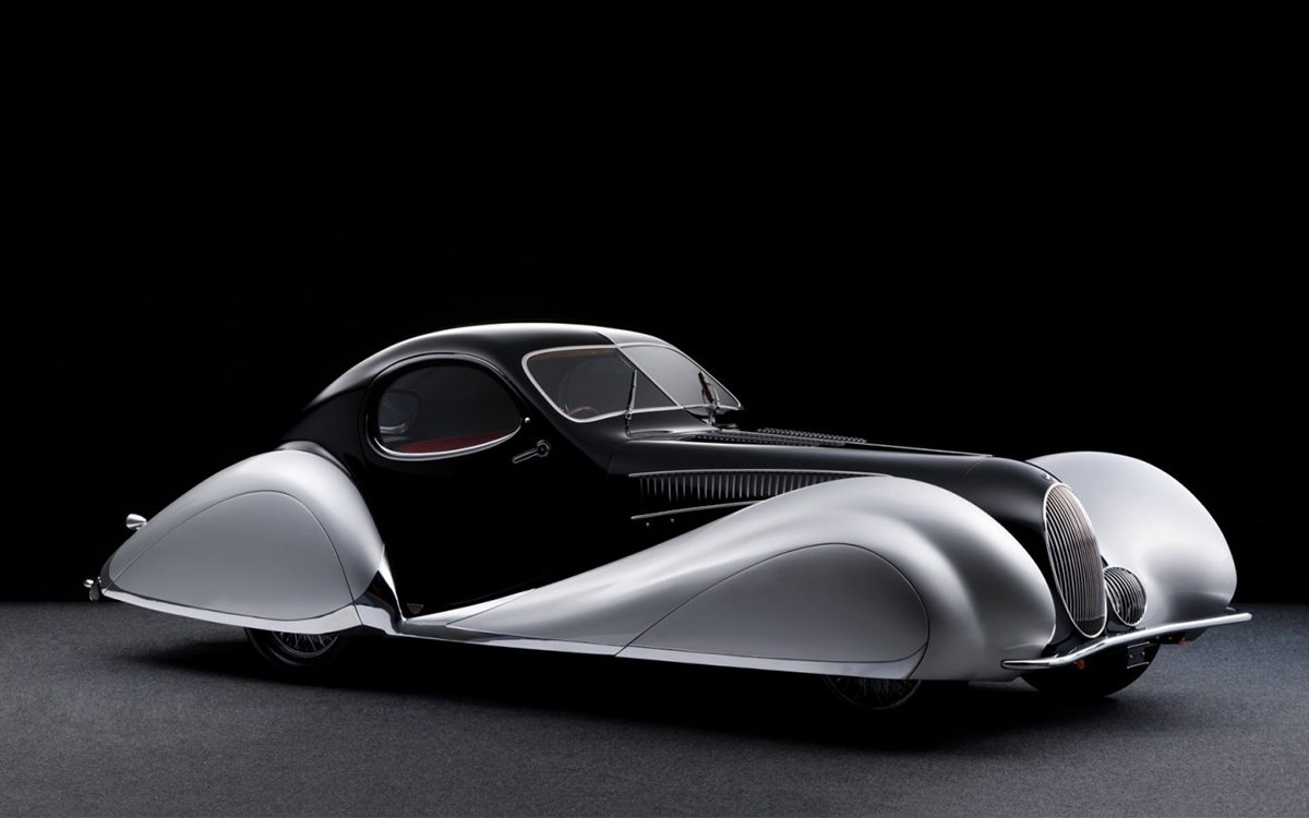 For Sale: One Extremely Evil and Pristine 1937 Talbot-Lago