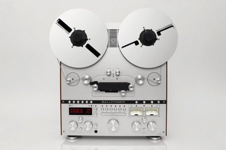 This Old-School Audio Setup Deserves a Grammy