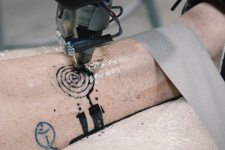 Someone Invented a Robot Tattoo Artist