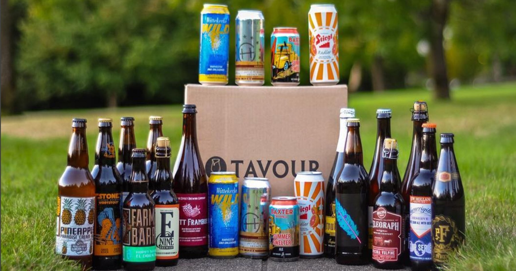 Tavour Brings the Country's Rarest Craft Brews Straight to Your Door